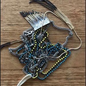Iosselliani necklace